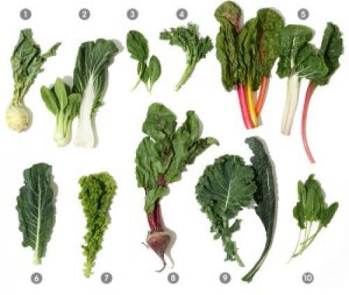 Листовая капуста Кейл рецепты. «Зелень на столе – здоровье на сто лет.»