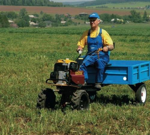 Техника для огорода и сада. Техника для обработки земли