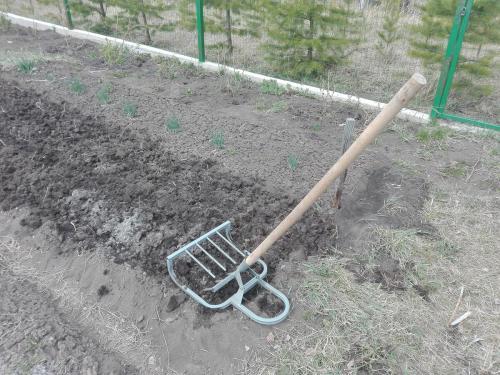 Как быстро вскопать огород лопатой. Чудо-лопата. Или как легко и быстро вскопать огород!