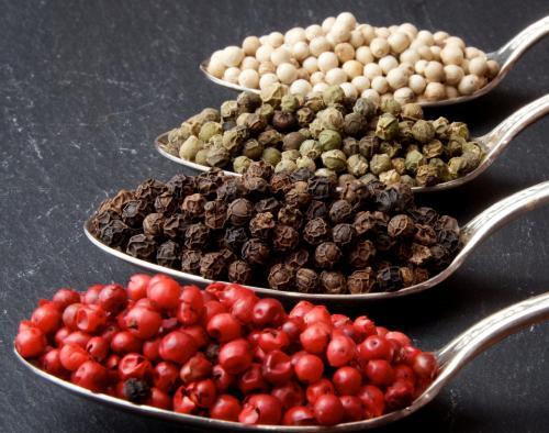 Перец черный горошек выращивание из семян. Виды перца