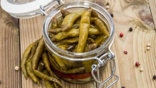 Квашеный горький перец. Рецепты квашеного острого перца на зиму