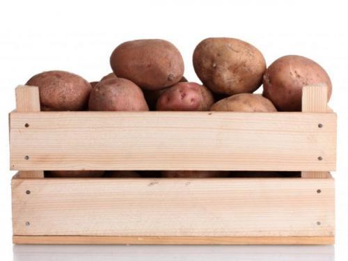 Хранение картошки на балконе зимой. Подготовка картофеля