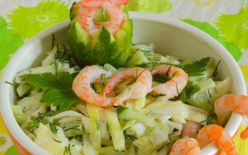 Салат диетический из пекинской капусты. 5 рецептов диетического салата из пекинской капусты
