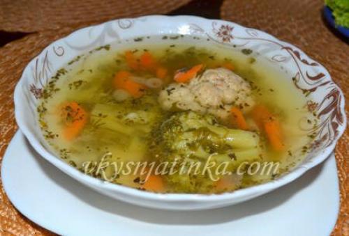 Суп из брокколи и цветной капусты. Суп из цветной капусты и брокколи