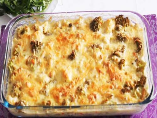 Как приготовить капусту брокколи и цветную капусту. Вкусное блюдо из брокколи и цветной капусты — запеканка в духовке