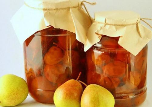 Варенье из груш. Как сварить варенье из груш на зиму? Простые рецепты густого грушевого варенья