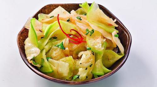 Как засолить пекинскую капусту. Пекинская капуста с грушей