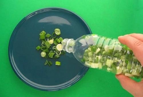 Как хранить лук-порей