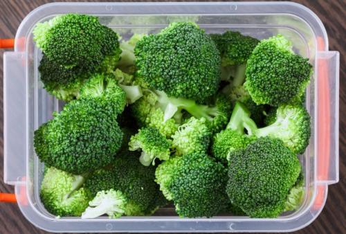 Сколько варить брокколи замороженную и цветную капусту. Как и сколько варить брокколи (замороженную, свежую)