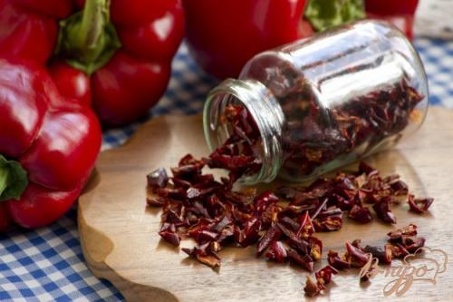 Сушить перец болгарский на зиму. Как сушить болгарский перец на зиму в домашних условиях — все секреты сушки перца