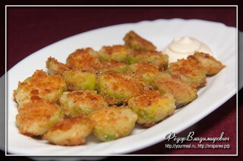 Как приготовить брюссельскую капусту вкусно на сковороде. Жареная брюссельская капуста