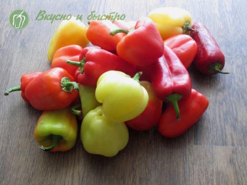 Как заморозить болгарский перец на зиму для фаршировки. Как заморозить перец на зиму в морозилке