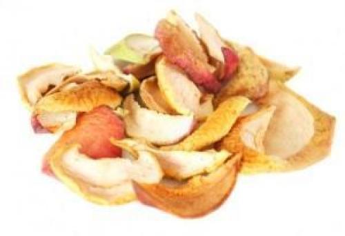 Яблоки сушим в духовке. Пошаговая инструкция