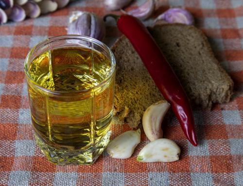 Настойка на чесноке и перце. Домашние чесночные настойки на спирте и водке