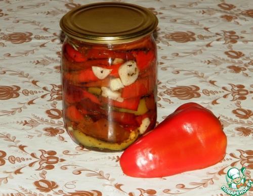 Как сушить болгарский перец на зиму. Вяленый болгарский перец на зиму