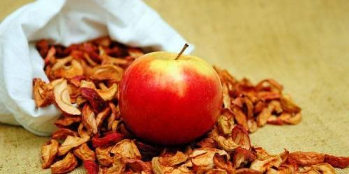 Как засушить яблоки в духовке. Как высушить яблоки в духовке