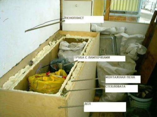 Ящик для картошки своими руками в погребе. Как сделать ящик для хранения картошки своими руками с утеплением